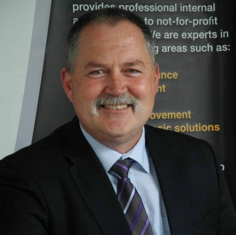 Ken Johnson, Counter Fraud Services Manager