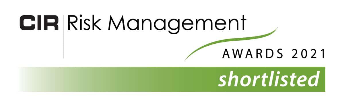 CIR Risk Management award